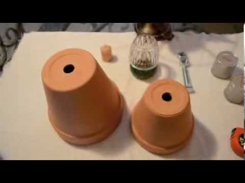 Clay Pot heater for people on a budget (off grid)...true or fabricated propaganda???
