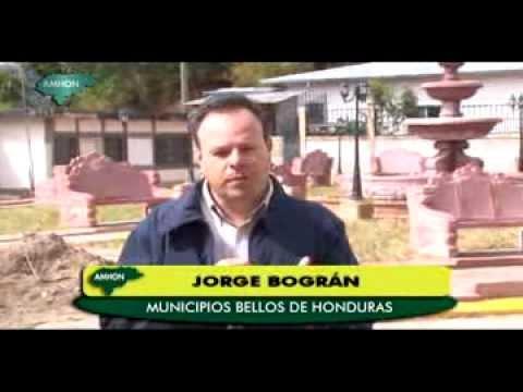 Municipios Bellos de Honduras---MERCEDES, OCOTEPEQUE.