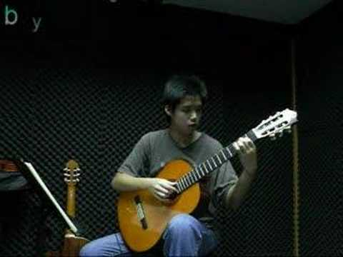 Ejercicio vals in E minor - Jose Ferrer