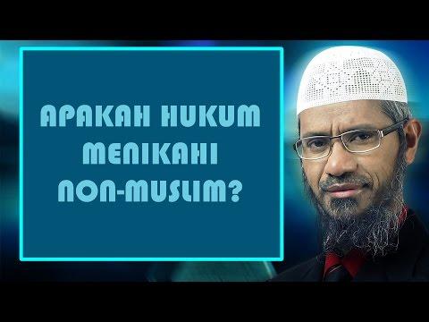 Apa Hukumnya Menikah Dengan Non-Muslim? | Dr. Zakir Naik