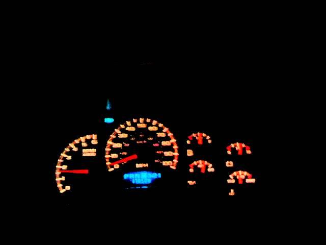 2002 GMC Sierra 1500 0-100 mph