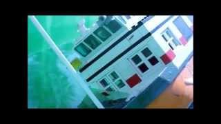 Lego Ship Sinking 2
