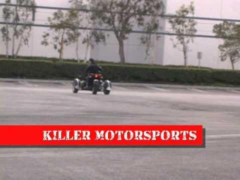 Kandi 250cc Spyder Motorcycle Trike Kandi 250cc Canam Spyder Copy