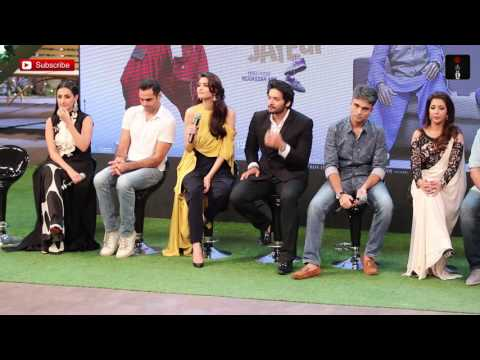 Abhay Deol And Diana Penty Talk About Their Comeback In Happy Bhaag Jayegi