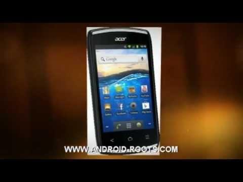 How to root Acer Liquid Z110 - Rooting Acer Liquid Z110