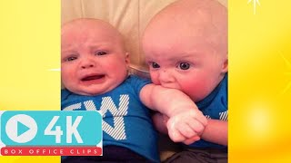 FUNNIEST AND CUTEST TWINS BABY THAT WILL MAKE YOU FALL IN LOVE #4| Funny Babies and Pets