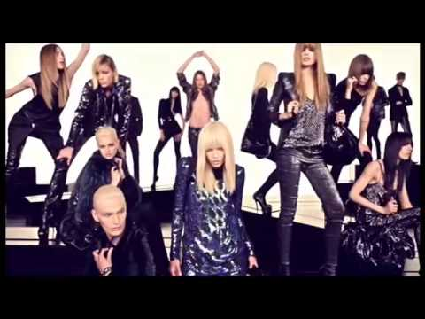 Making of Gucci Fall/Winter 2009 Campaign