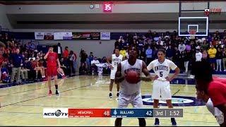 San Joaquin Memorial vs Bullard High School Boys Basketball LIVE 1/23/19