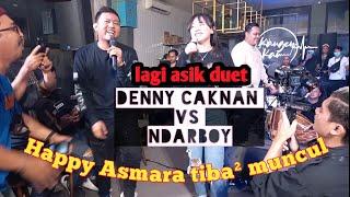 Download lagu Denny Caknan,Ndarboy,Happy Asmara - Sugeng Ndalu (LIVE)
