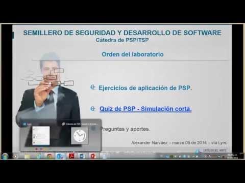 PSP - Preparación para el Examen de Certificación