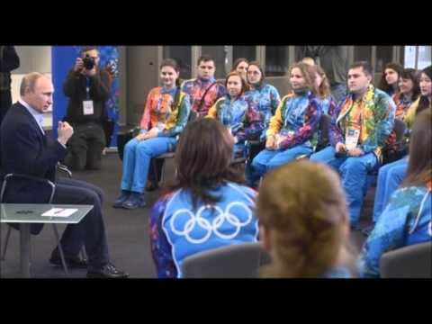 Putin Warns Gay Visitors To Sochi Of Spreading Propaganda