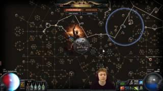 2.5 Inquisitor Ele Wander Review. Kinetic Blast + Barrage Pew Pew