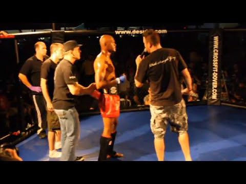 Stellar Fights 9 - Cheron Gregory vs Rocky Marcantoni - Kickboxing