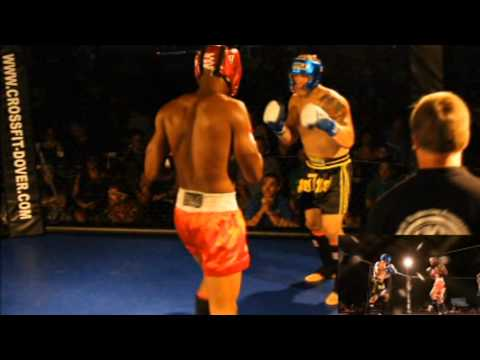 Stellar Fights 9 - Cheron Gregory vs Rocky Marcantoni - Kickboxing