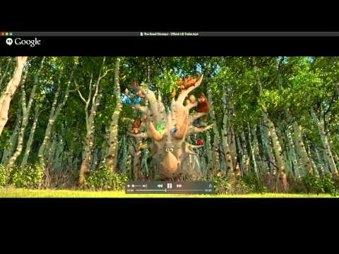 The Good Dinosaur - First Full-Length Trailer Discussion