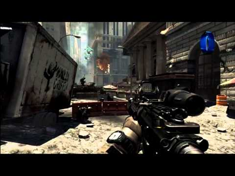 Call of Duty: Modern Warfare 3 GAMEPLAY COD MW3! - Official Footage HD Music Videos