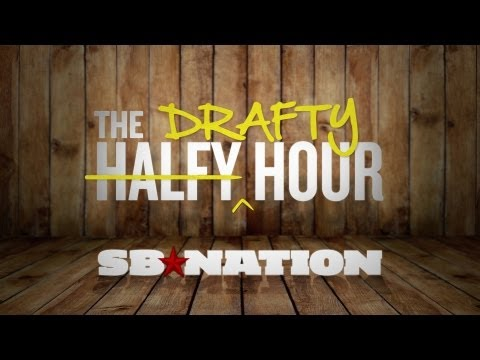 2013 NFL Draft 1st Round Evaluation - The Halfy Hour