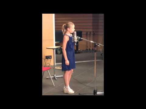 Jackie Evancho - Koujouno Tsuki (The Moon Over a Ruined Castle) - Single Preview