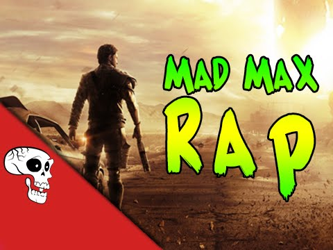 """MAD MAX RAP by JT Music - """"Drive You Mad"""""""