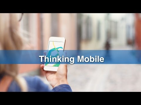 6. Thinking Mobile - European Commission Live Event