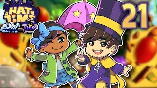 THIS TRAIN'S ABOUT TO BOOM [A Hat in Time Co-Op #21]