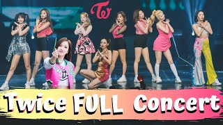 TWICE FULL Concert Twicelights #Twice #kpop #twicelights