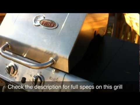 Review: Char-Broil RED INFRARED URBAN GRILL