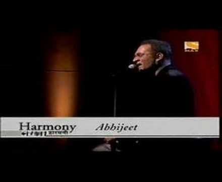 Bari Mushkil Hai (abhijeet Live) video