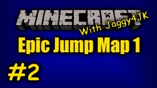 Minecraft: Epic Jump Map 1 Part 2