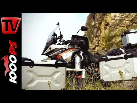 SW MOTECH Trax Adventure- Ready for Adventure