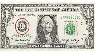 Biểu tượng bí ẩn trên tờ 1 đôla Mỹ