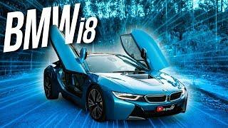 Bmw i8 369 CV 569Nm *Um Carro do Futuro !* | AllSpeedDrive
