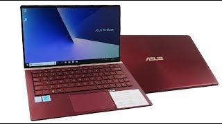 Видео ревю на лаптоп Asus ZenBook 13 UX333F