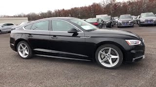 2018 Audi A5 Sportback Lake forest, Highland Park, Chicago, Morton Grove, Northbrook, IL A183135