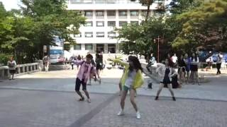 [Flash mob] Wonder Girls - Like this (By Korean University Students)