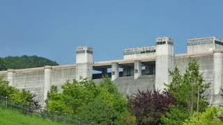 比奈知ダム・ひなち湖