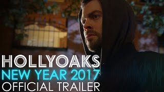 Official Hollyoaks Trailer: New Year 2017