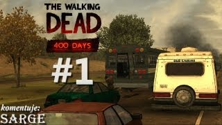 Zagrajmy w The Walking Dead: 400 Days DLC odc. 1 - Vince i Wyatt