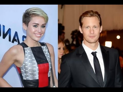 Alexander Skarsgard: Who is Miley Cyrus?!
