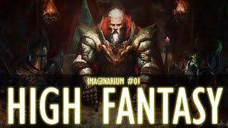 High Fantasy - Imaginarium #01 S1 [Création d'univers]