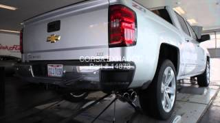 2014 Chevrolet Silverado | Corsa Exhaust - Before and After