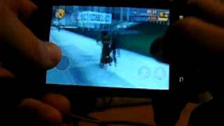 GTA III on SE Xperia Mini + DOWNLOAD LINK