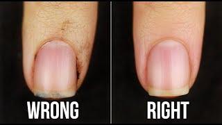 How to Remove Nail Polish Without Staining! (Nail Polish 101) || KELLI MARISSA