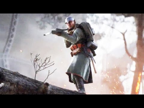 BATTLEFIELD 1 Giant's Shadow Trailer (PS4 / Xbox One / PC) Free DLC