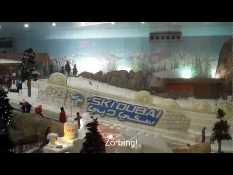 Ski Dubai - Indoor Snow, Skiing, Luge and Zorbing