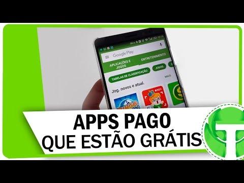 BAIXE SEM PAGAR! Apps PAGO da Google Play que estão de GRAÇA