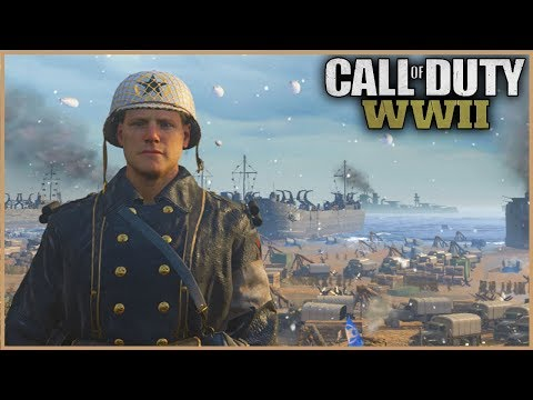 CHRISTMAS NOOBS HAVE ARRIVED in Call of Duty WW2