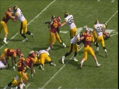 2009 Iowa Hawkeyes vs. Iowa State Cyclones Video