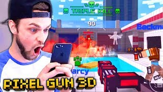 CALL OF DUTY meets MINECRAFT... ON YOUR PHONE!