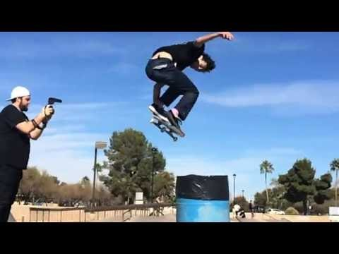 Welcome Webisode 7-AZ Phone Edit Pt. 2